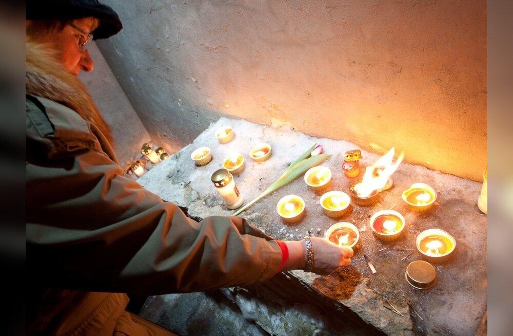 На улице Харью предлагают установить мемориал в память о мартовской бомбежке