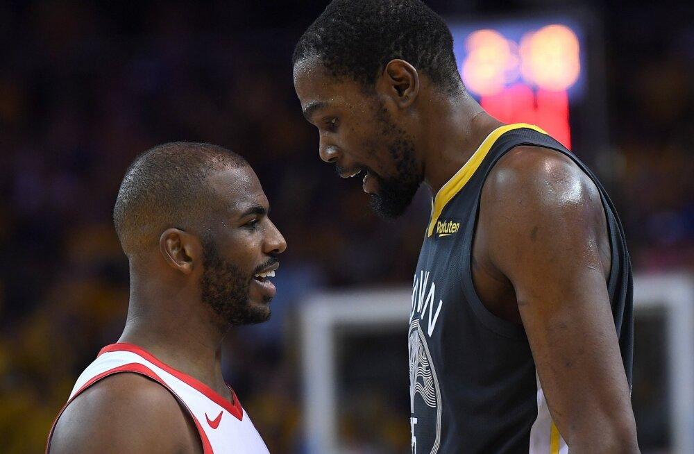 NBA nõuab, et meeskonnad avaldaksid, kui pikad mängijad tegelikult on