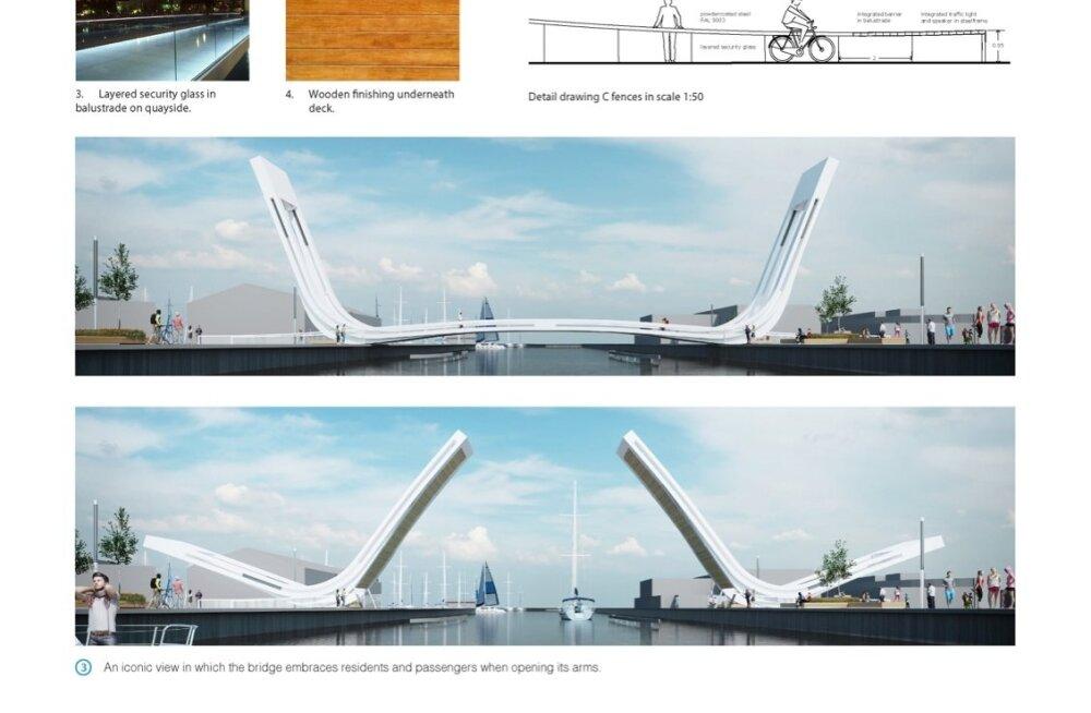 Vanasadama silla konkurss