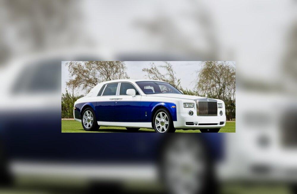 Rolls-Royce Phantom Yas Eagle