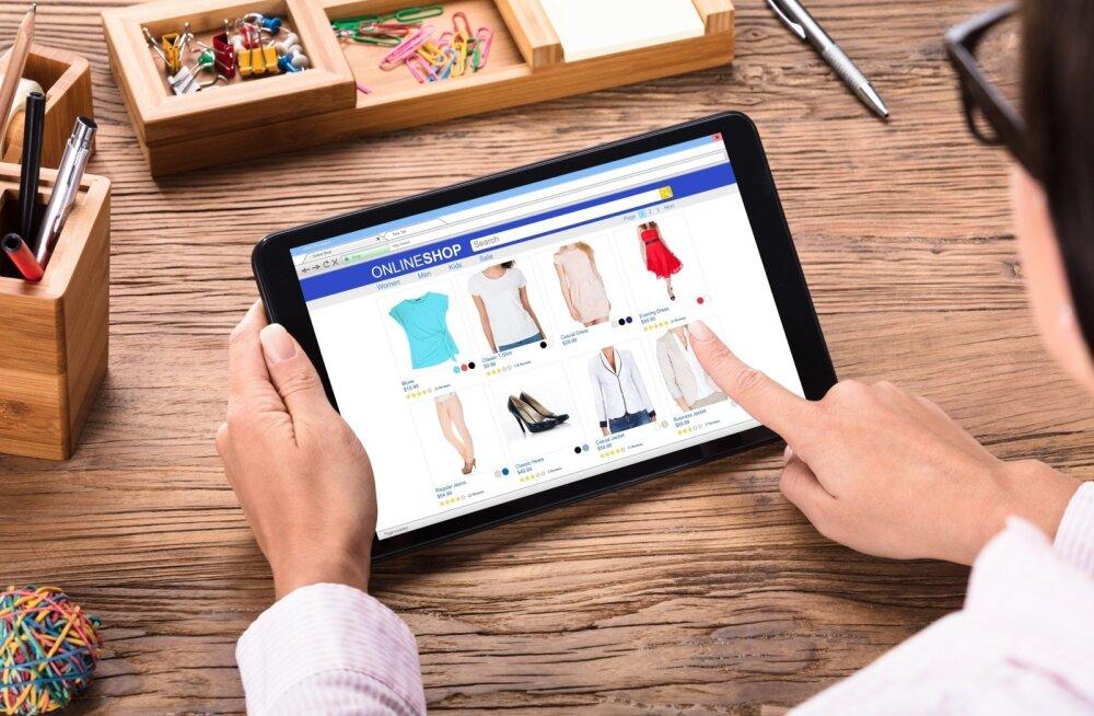 Uuringuekspert: eestlane eelistab usaldusväärset e-kaupmeest võõrale AliExpressile