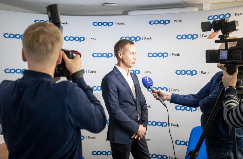 Coop Panga pressikonverents