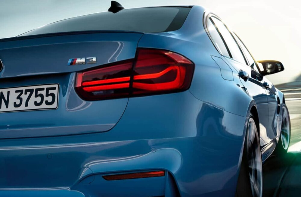 BMW-l on juba varsti kavas iga M-seeria auto elektriautoks muuta