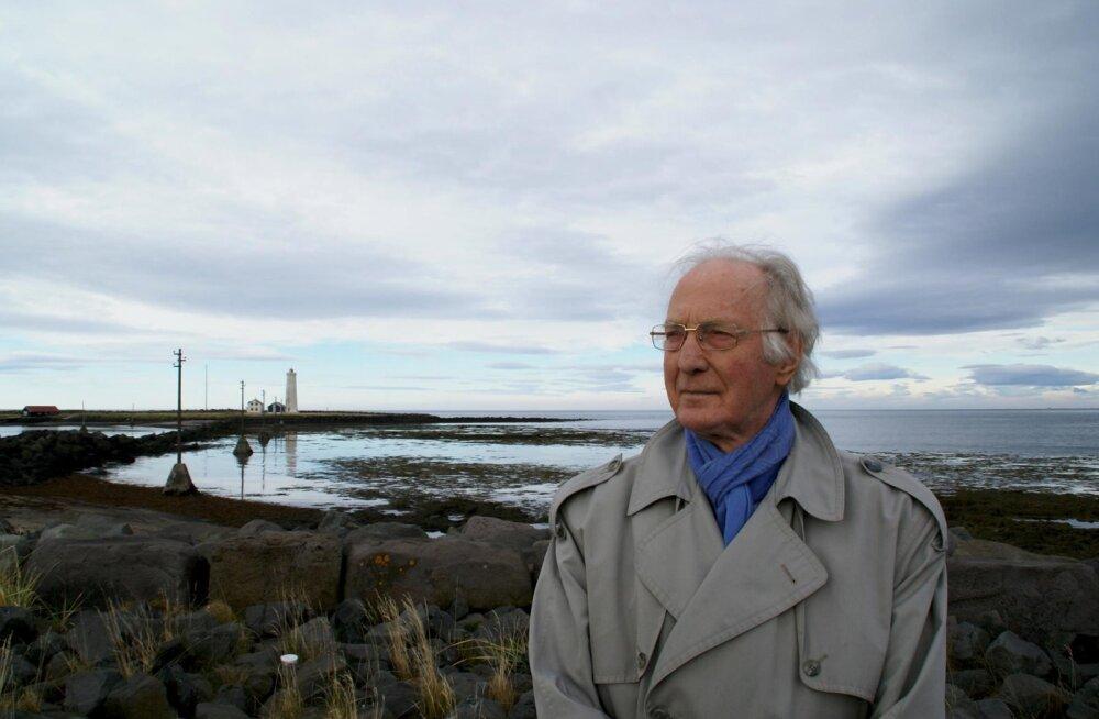 Islandi emeriitprofessor Erlendur Haraldsson annab Tallinnas loengu reinkarnatsiooni tõenditest
