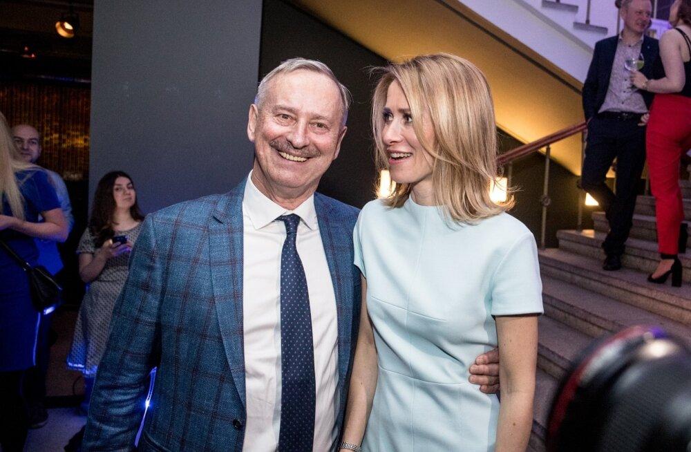 Kui Siim Kallase peaministritooli hind oli see, et tema tütar Kaja Kallas ei saa pärast ajaloolist valimisvõitu peaministriks, siis on tõsi see, et isade patud nuheldakse laste kaela.