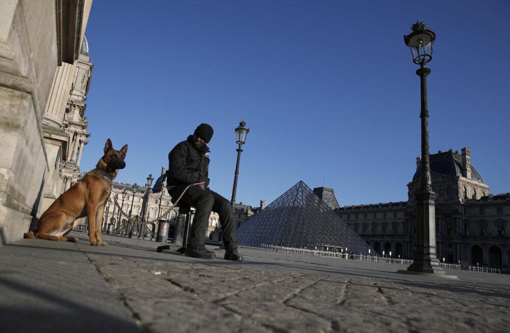 """Tõsieluline batsillithriller """"Põgenemine Portugalist""""   Sissesõit Pariisi — ei mingit šampust, ei suudlusi põskedele ega punast vaipa…"""