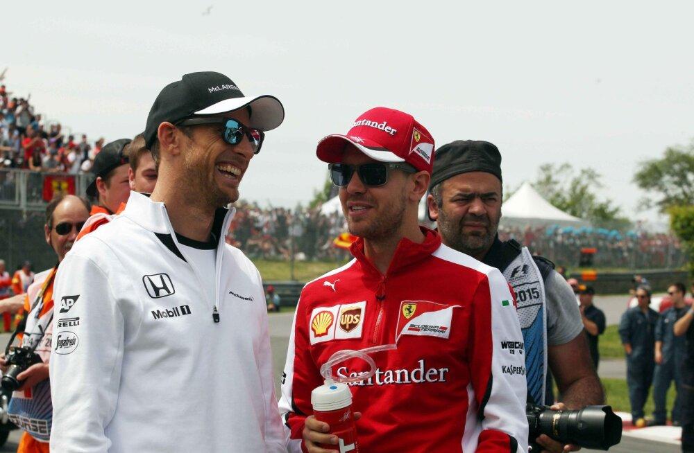 Endine maailmameister on Ferrari otsusest šokis: selle taga peab midagi rohkemat olema