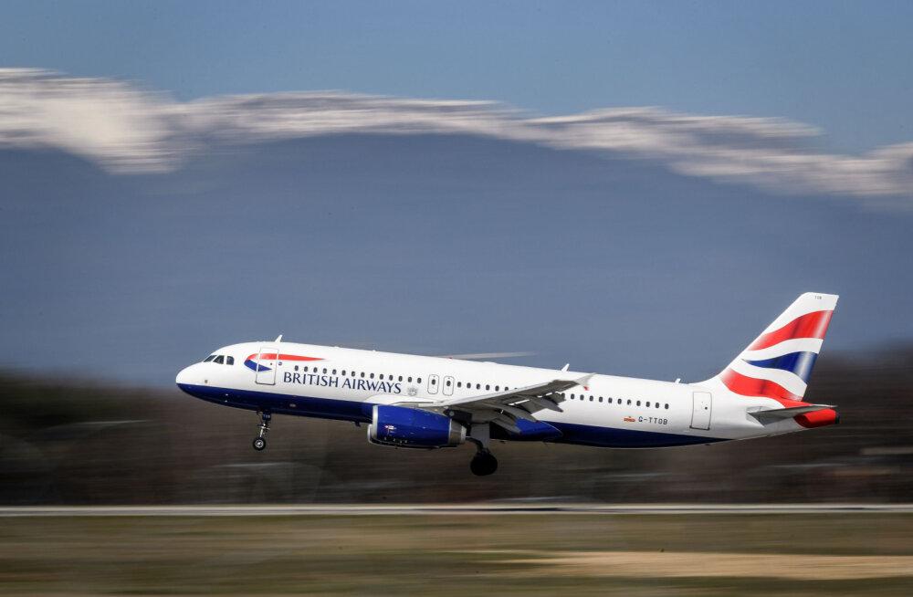 Эдинбург вместо Дюссельдорфа: самолет British Airways перепутал город и страну