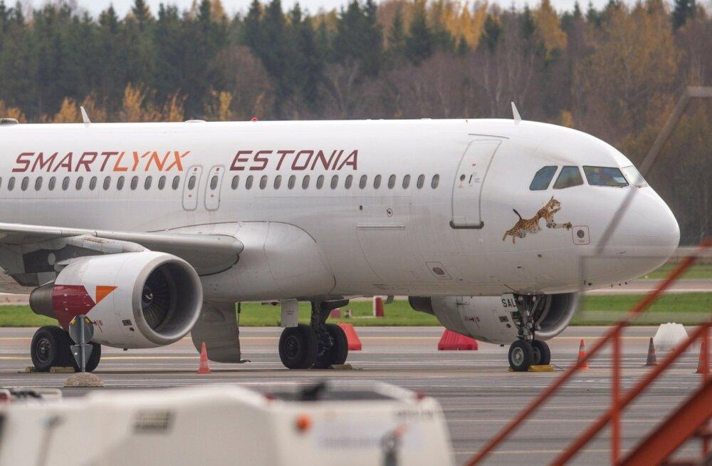 SmartLynx lükkas lennu Bulgaariasse edasi 19 tundi!