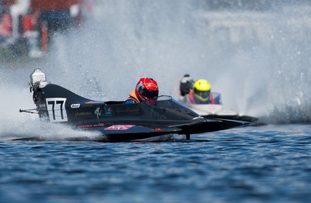 Rasmus Haugasmägi tuli juba seitsmendat korda maailmameistriks