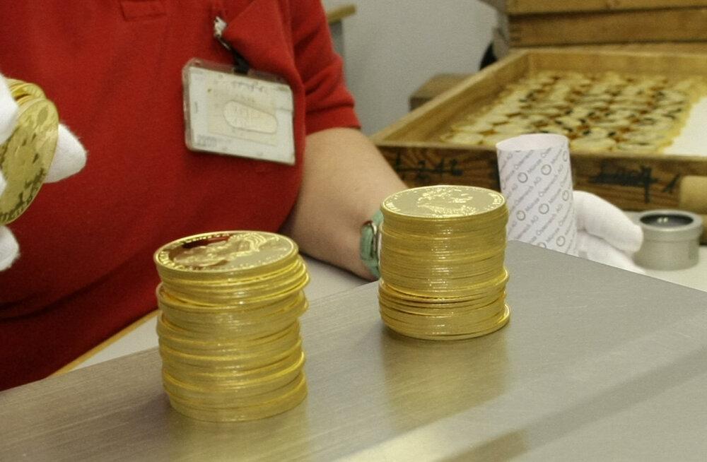 Maailma armastatuim kuldmünt sai 50-aastaseks