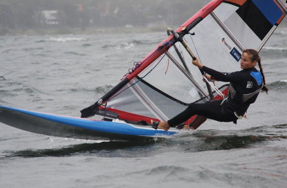 Ingrid Puusta võistleb homme MK finaalregati medalisõidus