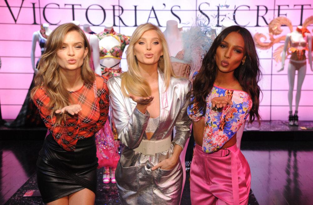 Ärajäänud festivali korraldaja: Victoria's Secreti modellidega võib tõesti ükskõik mida maha müüa