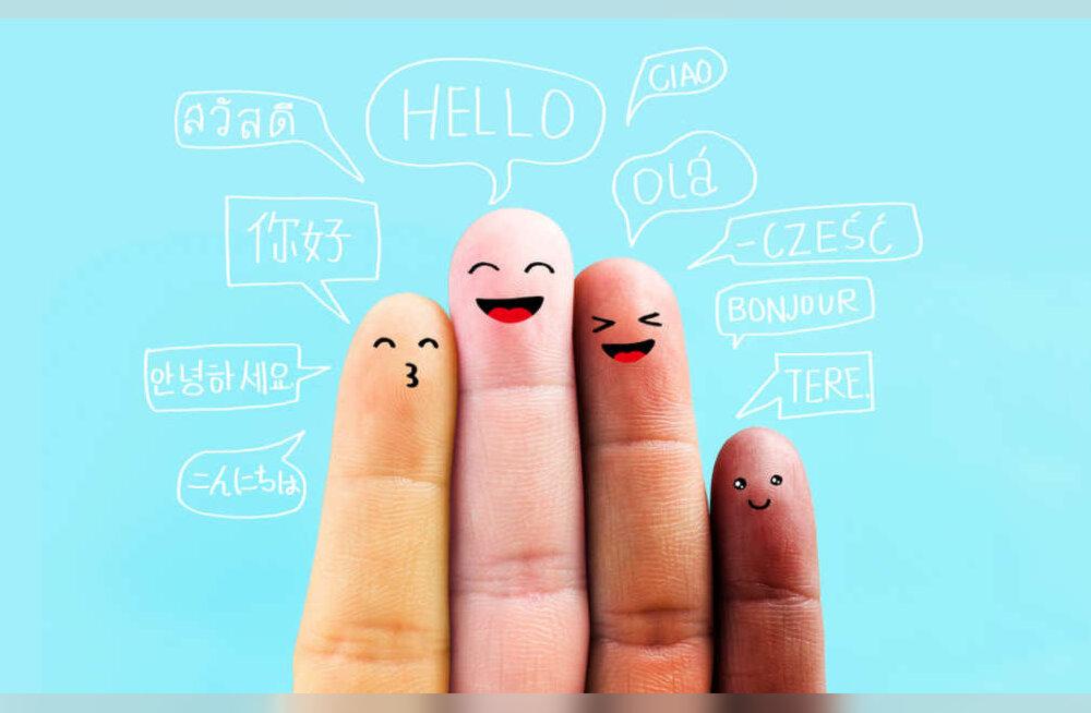 Erinevates keeltes räägitakse erineva kiirusega, aga edastatava info hulk on ikka sama