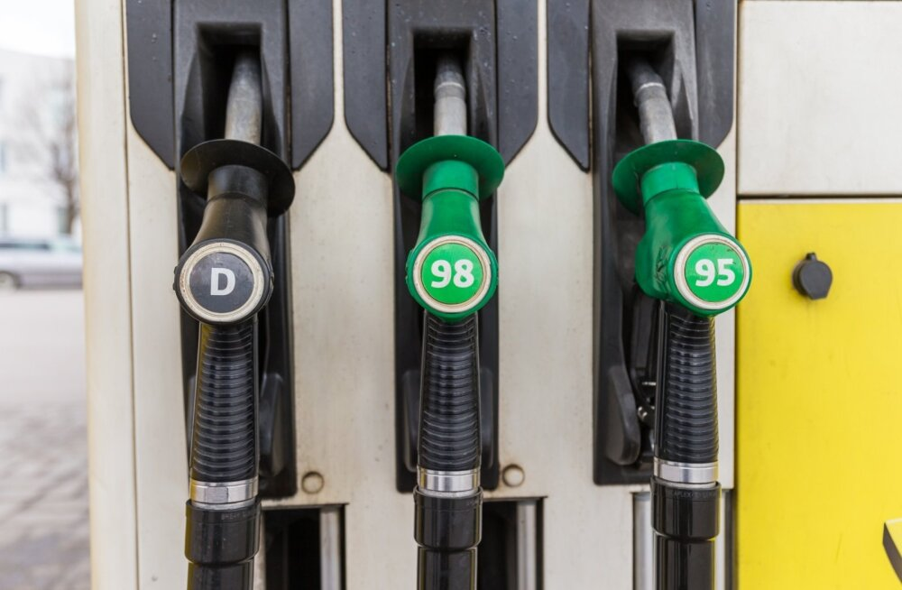 Kütusemüüjad selgitavad, miks hind sel nädalal nii järsku tõusis: lõputu hinnasurve marginaalide arvelt ei ole kuidagi jätkusuutlik