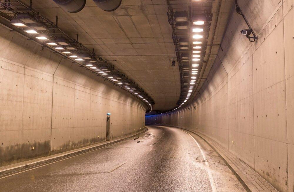 Ööl vastu reedet on Ülemiste tunnel suletud