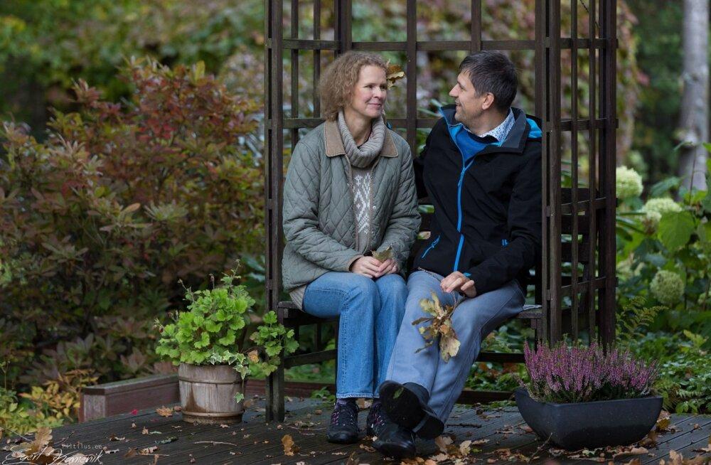 Ajukasvajaga võitleva eestlanna abikaasa Erki: ka meie ei tea, kuidas lõpuks läheb, aga teeme absoluutselt kõik, et Eeva elu päästa