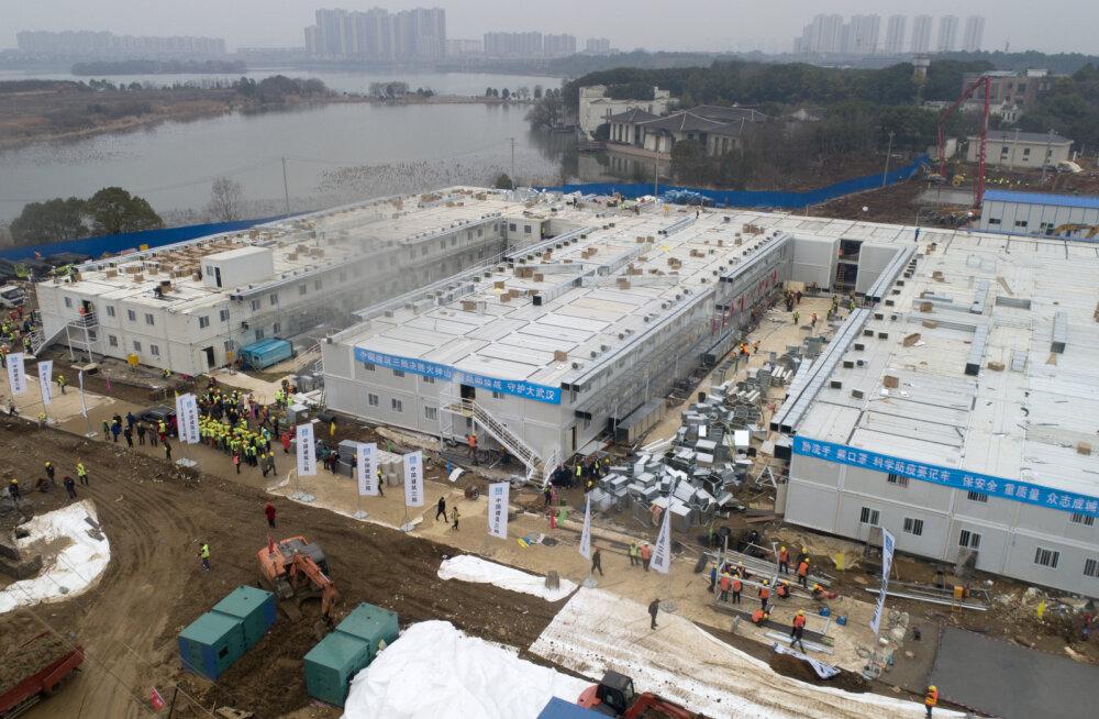 Hiinas on kinnitust leidnud üle 17 000 koroonaviiruse juhtumi, surnud on üle 360 inimese