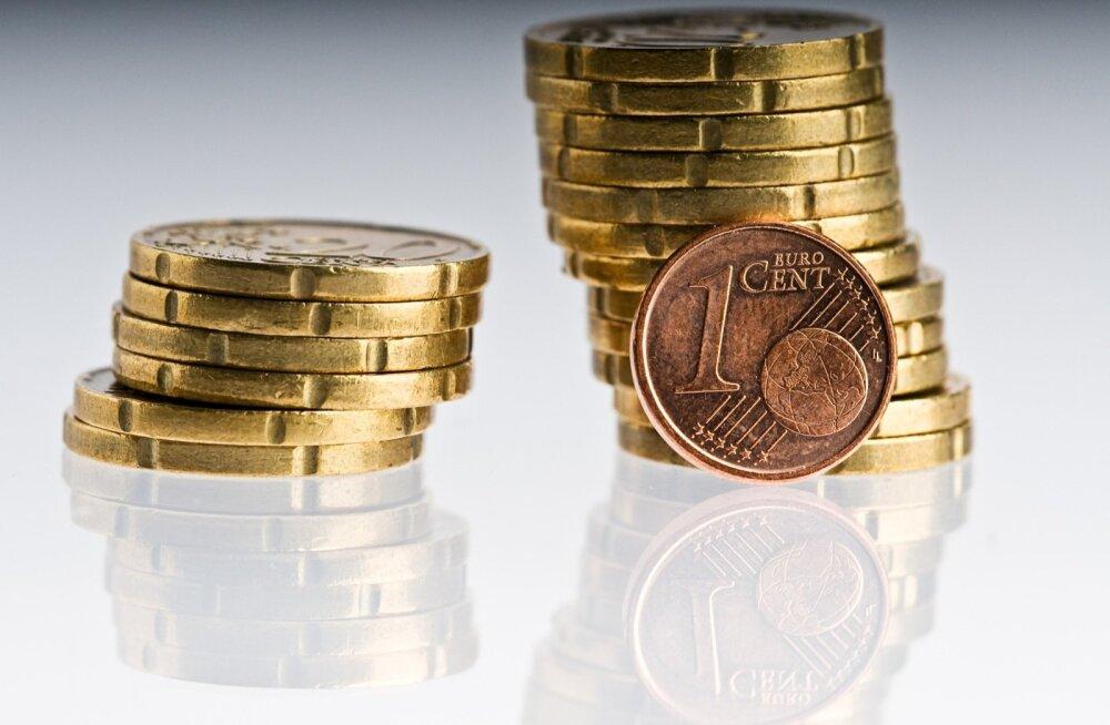 Eurod, eelarvetasakaal