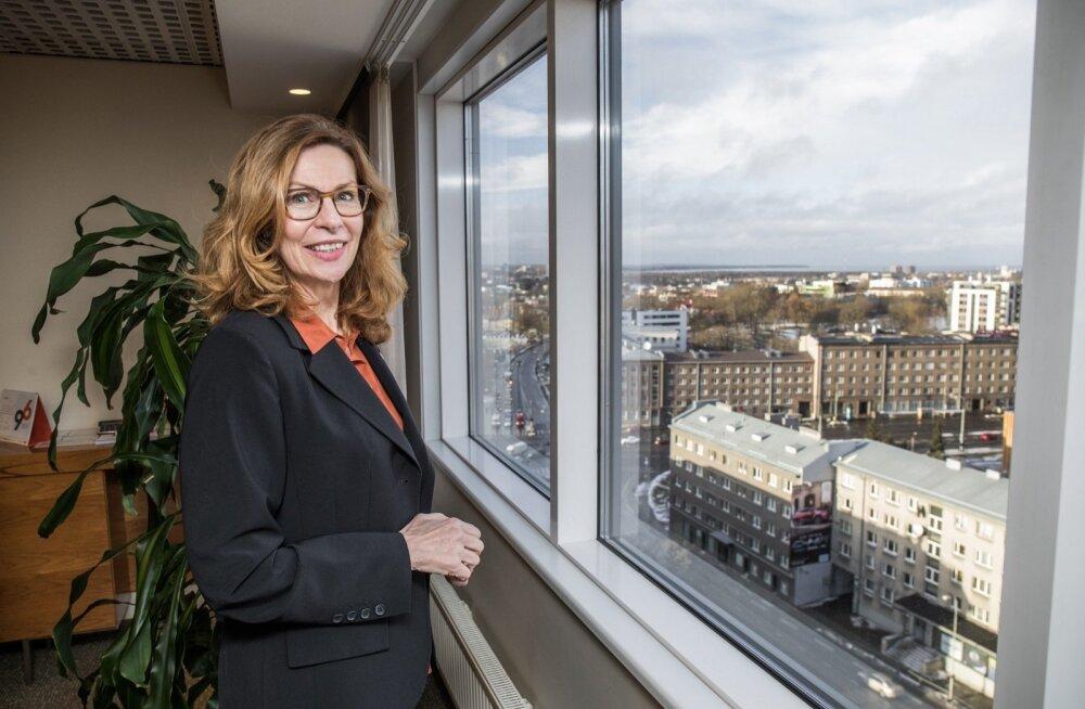 Swedbanki grupi juhatuse esimeesBirgitte Bonnesen on Eesti äri olukorraga rahul, kuid arvab, et pangamaks pole ainus võimalus ühiskonnale rohkem anda.