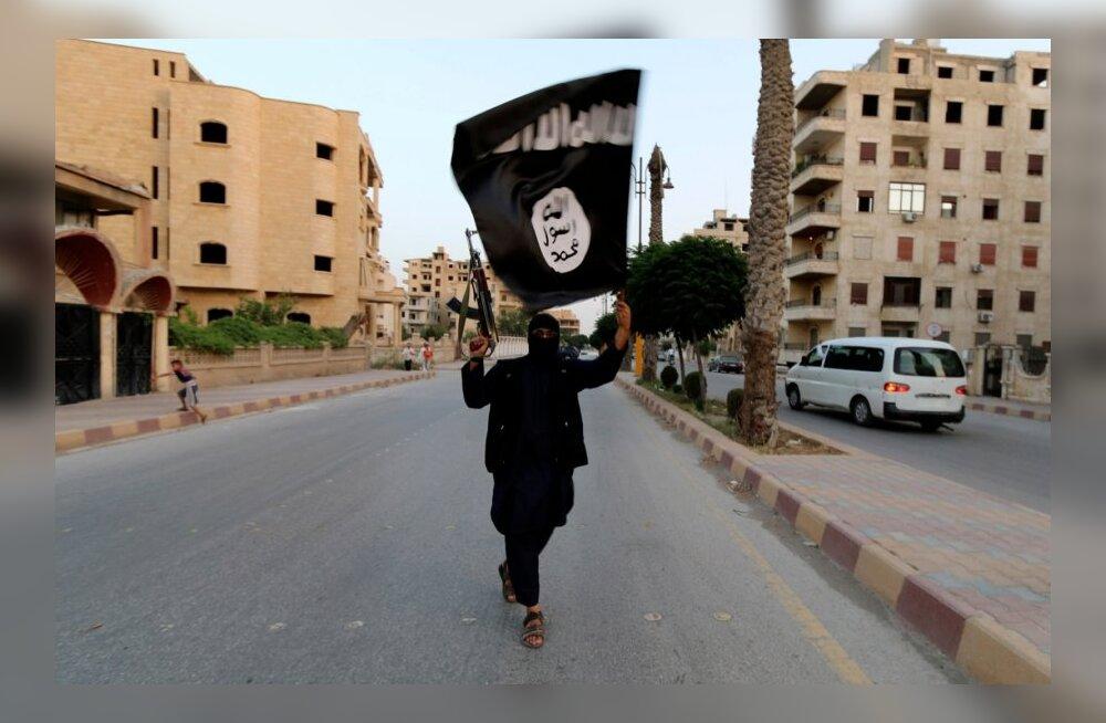ISISe võitleja
