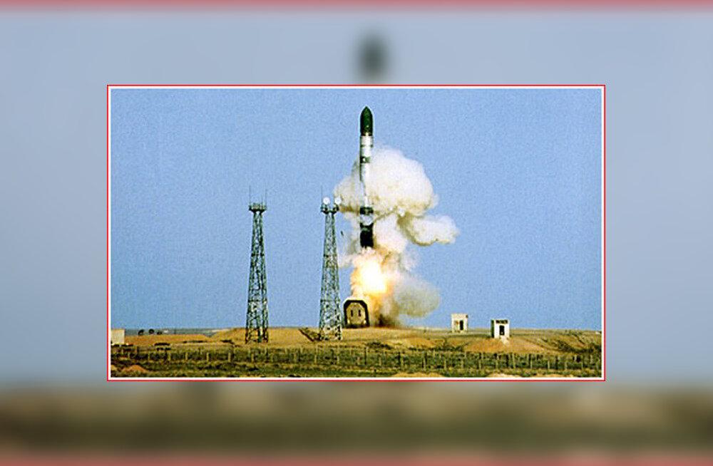 Salajane nõukogude kosmoserelv, mida tuhanded moskvalased pidasid UFO-ks