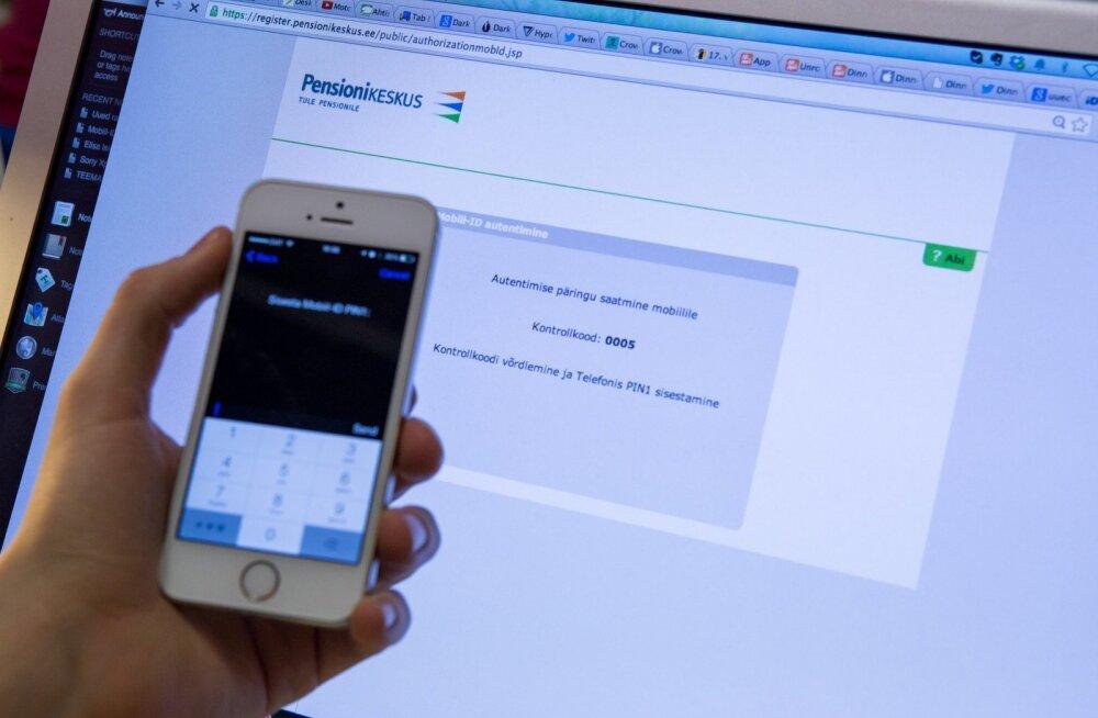 Eesti mobiil-ID süsteemi ähvardab juba sügisel uute telefonide tulles kokku kukkumine