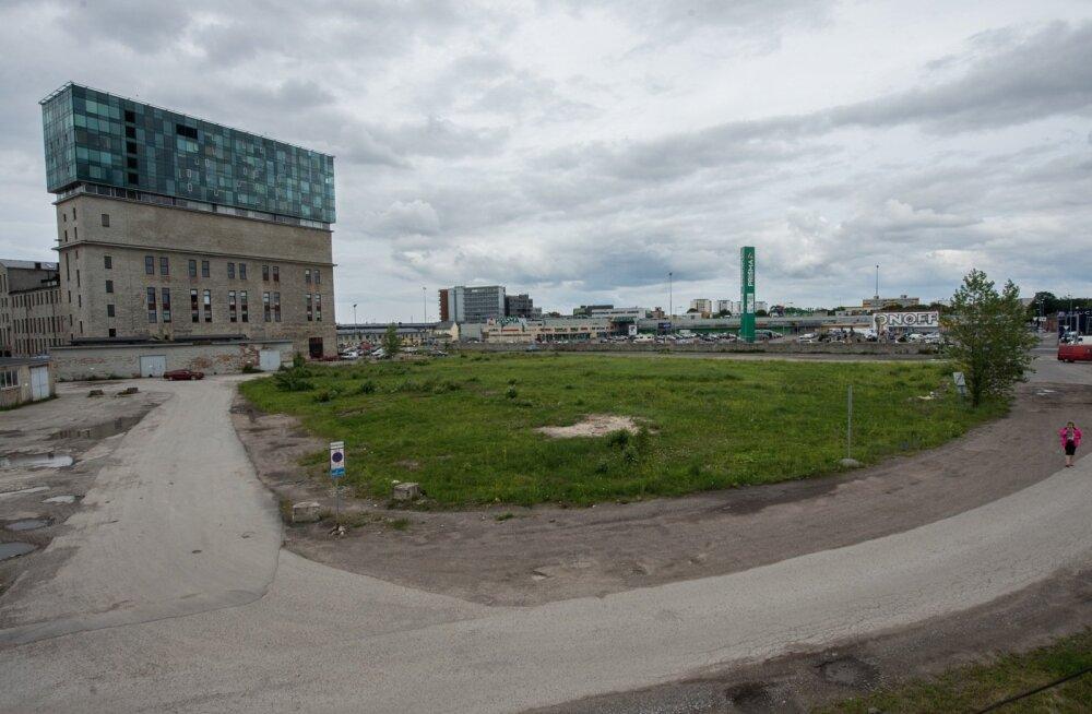 Fahle maja kõrvale võib lähiaastatel tekkida uus kuum tõmbekeskus.