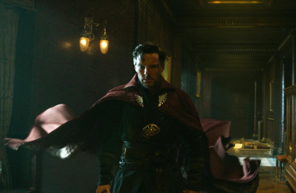 """Marveli """"Doktor Strange"""": mida arvavad Eesti filmikriitikud?"""