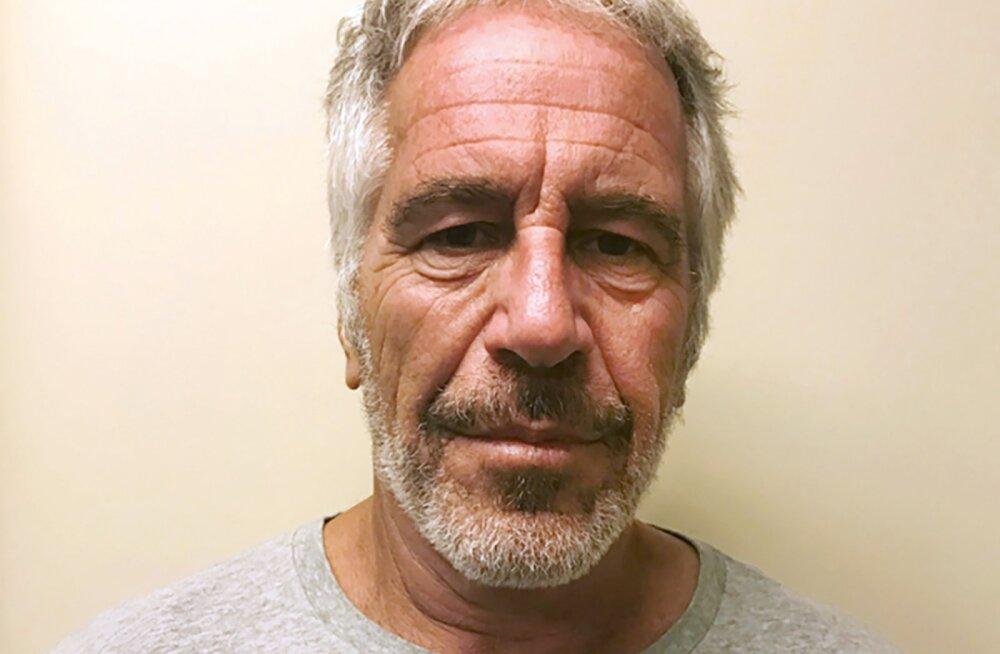 Epsteini vangivalvurid tegid tema surmahommikul ületunde