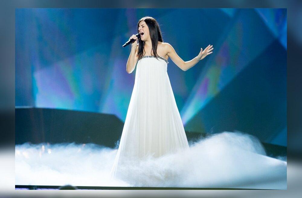 Eurovisioon 2013 finalistide läbimäng
