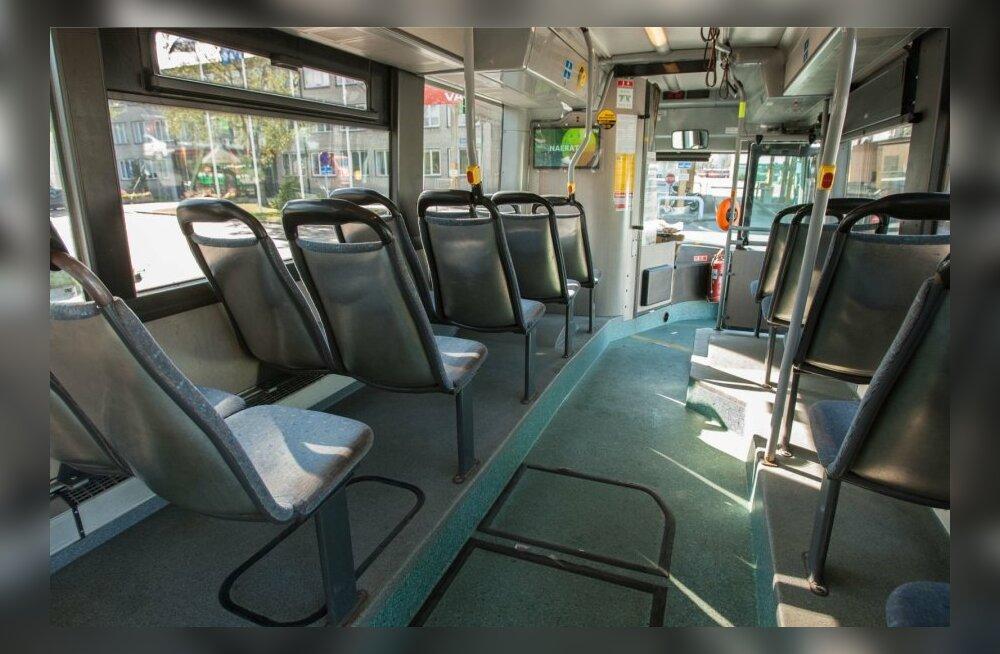 Bussijuhtide palgatõus pileti hinda ei kergita