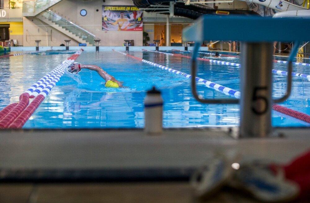 """""""Kui praegu on pikkade basseinide puudus selline probleem, millega kannatab elada, siis Kalevi 50-meetrise basseinikaduminemuudaks olukorrakriitiliseks,""""ütleb ujumisliidu president Karol Kovanen."""