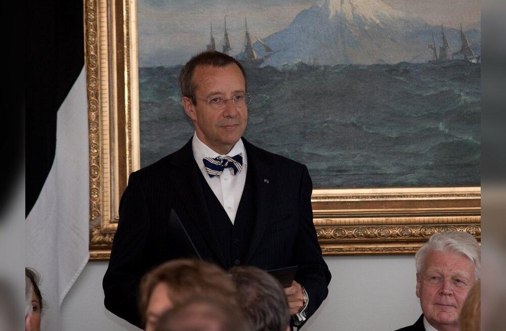 Toomas Hendrik Ilves Islandil