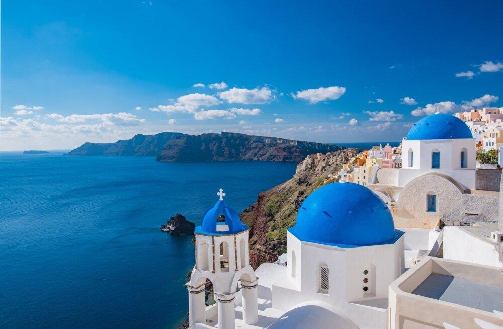Uudised eestlaste lemmiksihtkohtadest: Kreeka avab reisijatele piirid 15. juunist, Hispaania ootab turiste alates juulist