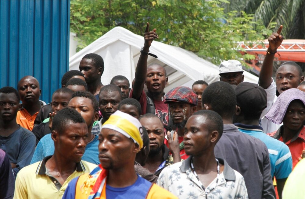 Kongo DV-s röövitud Rootsi ÜRO töötaja leiti surnuna