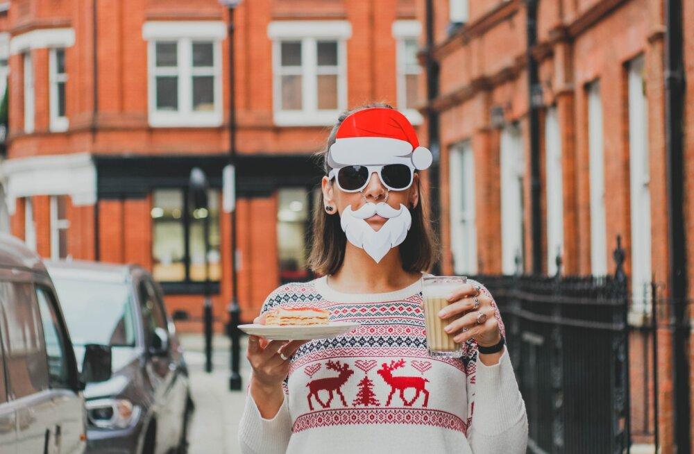 VÄIKE JÕULUTÄHESTIK   Need foobiad ajavad iga tõelise jõuluvihkaja meeleheitele
