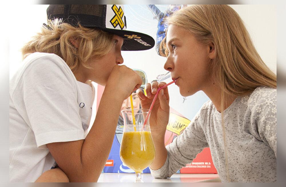 RETSEPT: Kelly Sildaru lemmiksmuuti, mida saab maitsta laupäeval laste kokaraamatu esitluspeol!