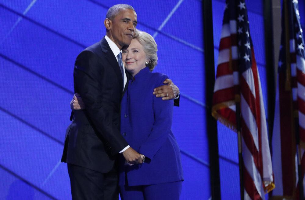 Барак Обама заступился за Хиллари Клинтон перед ФБР