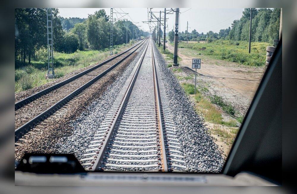 Rail Balticu trassivariandid valmistavad Nabala karstiala elanikele muret
