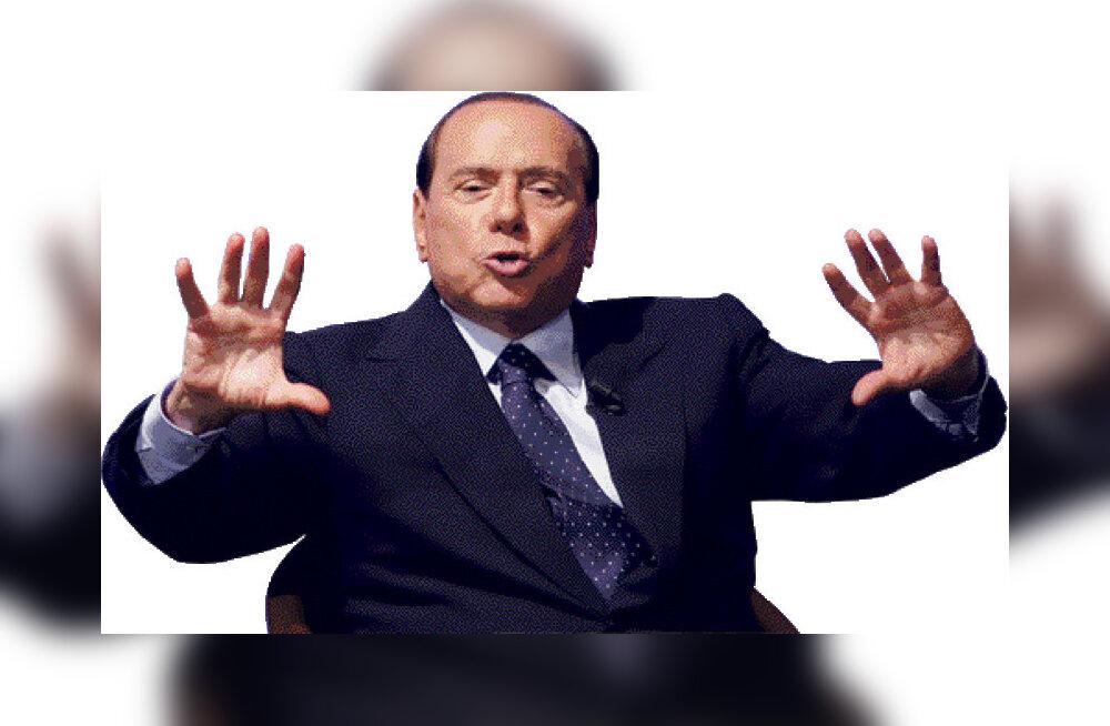 Internet tuleb Berlusconi vastu tänavale