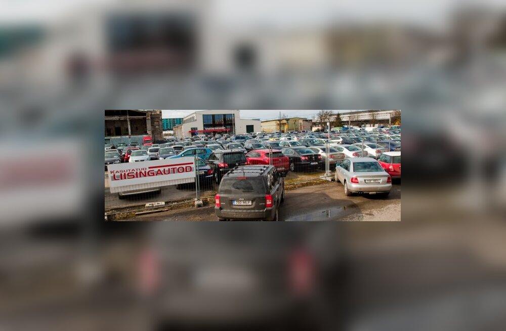 Autokaupmehed ootavad hirmuga uusi vapustusi