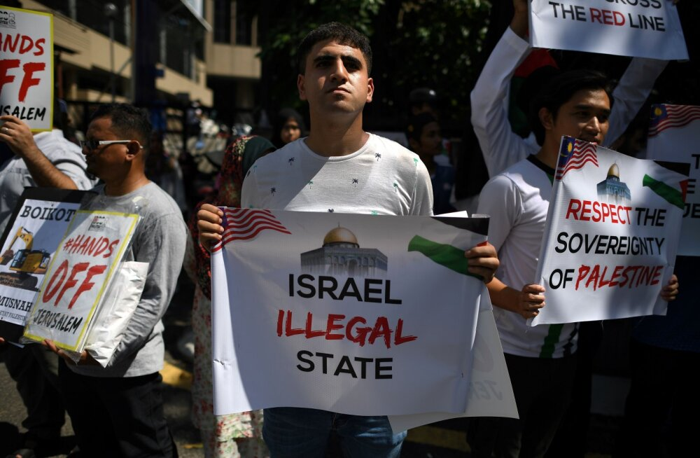 Poliitiline skandaal: Malaisia ei taha Iisraeli ujujaid oma riigis näha ja jääb MM-i korraldusõigusest ilma