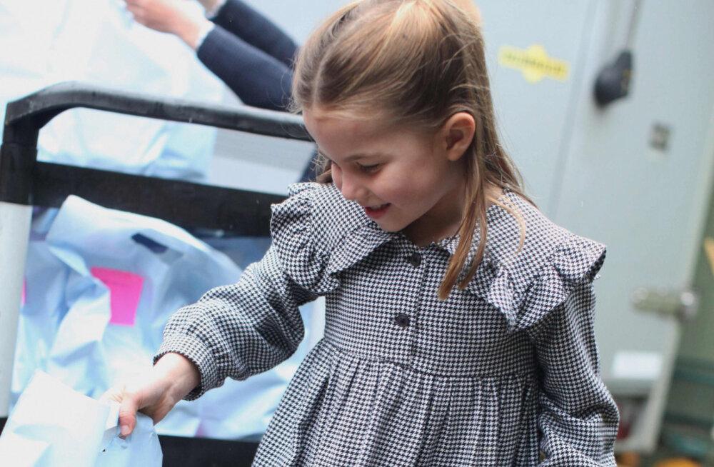 ФОТО | Кейт Миддлтон показала новые фото очаровательной дочки