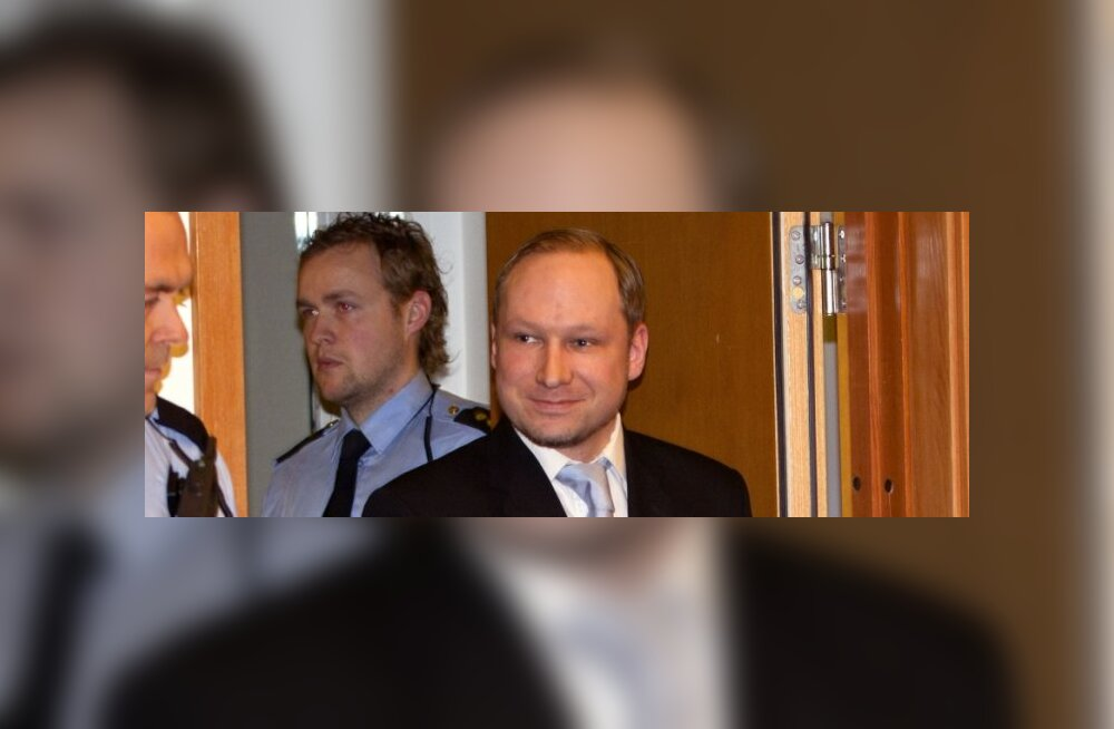 Psühhiaatrite hinnangul on Breivik mängusõltlane