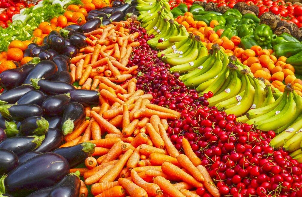 6 интересных фактов об овощах и фруктах