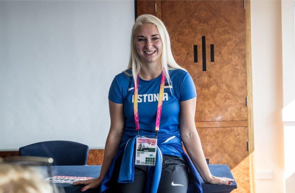 Eesti sportlaste pessikonverents Londonis