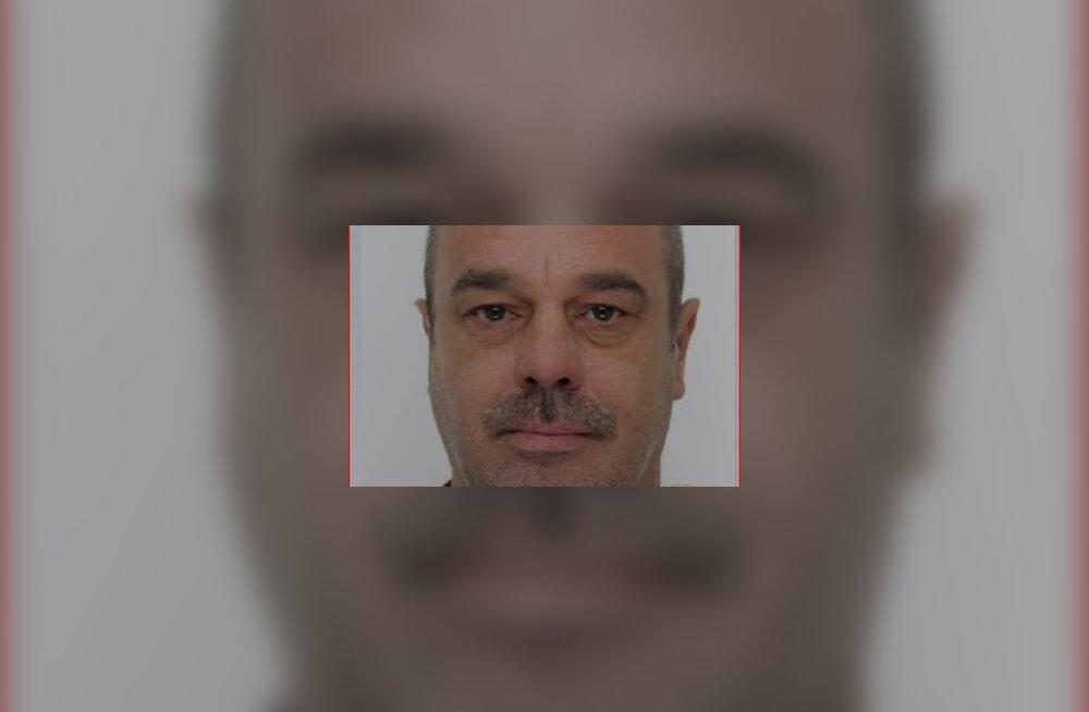 Politsei otsib Rakveres kadunud 50-aastast Alekseid