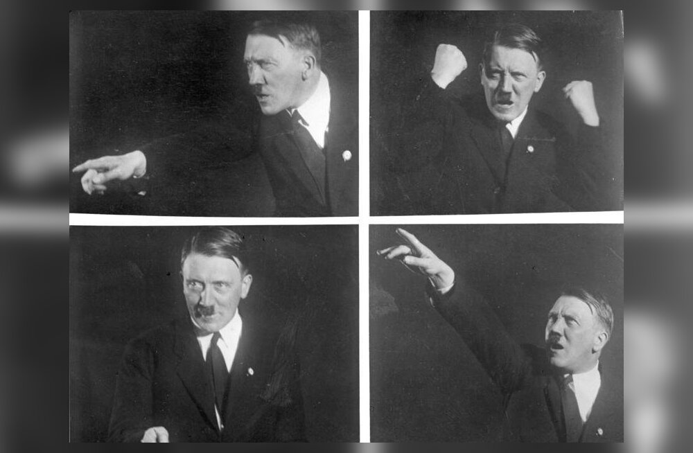 Uurimus: Hitleri sütitavad kõned ei omanud natsipartei tõusu juures määravat rolli