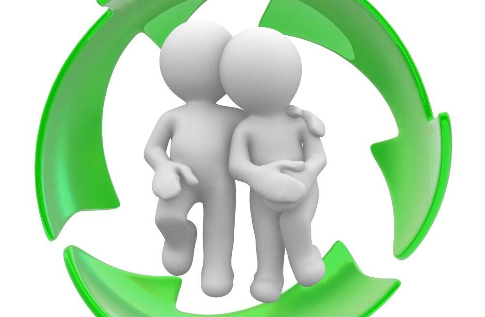 Inimeste taaskasutus